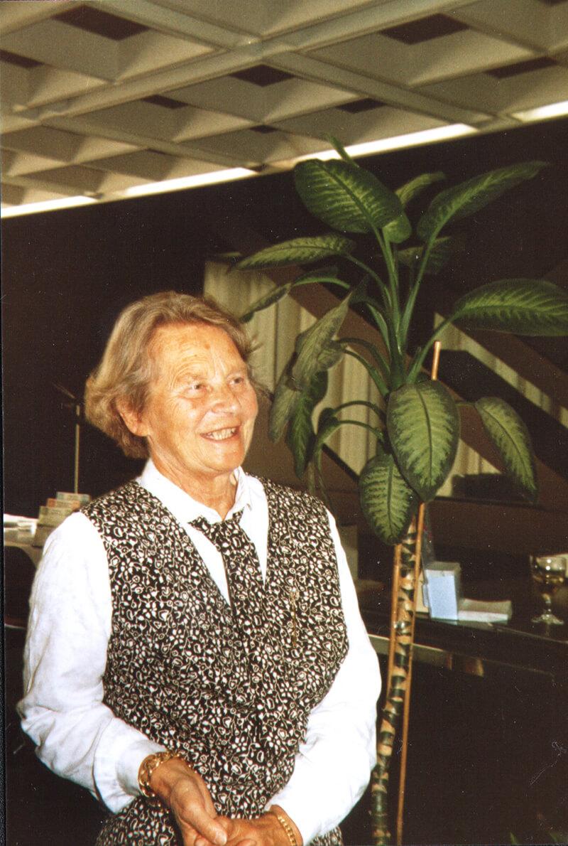 Gerda zum 70. Geburtstag