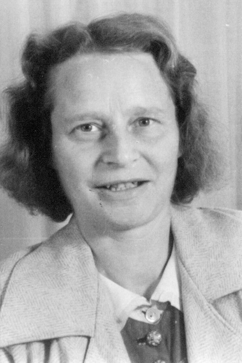 Gerda Voith von Voithenberg