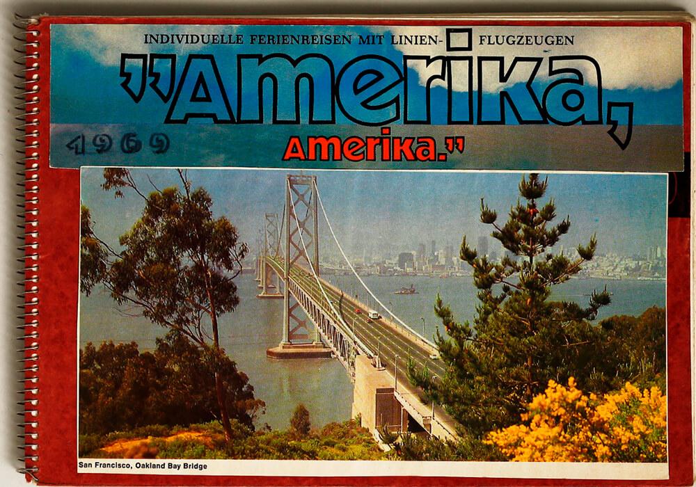 Skizzenbuch - USA, 1969
