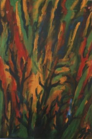 1997, Herbst, Mischtechnik