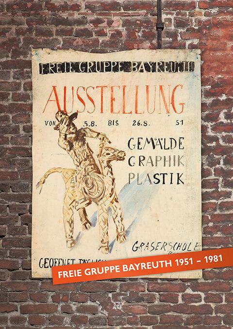 Freie Gruppe Bayreuth 1951-1981