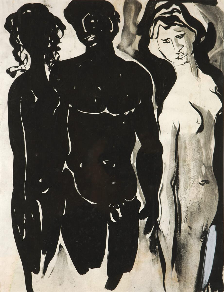 Friedrich Böhme - Fehlfarben, 1974